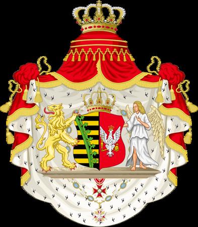 герб Герцогства Варшавского
