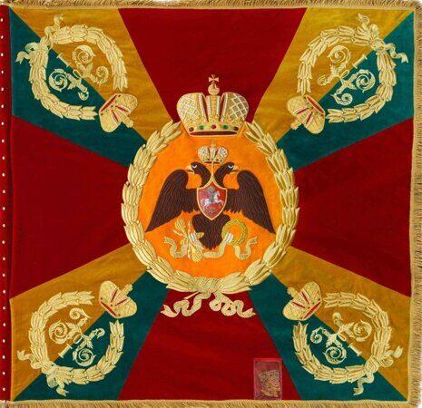 Знамя Полоцкого кадетского корпуса