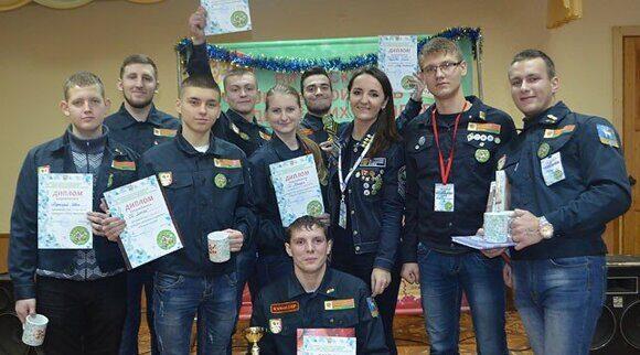 Фото Витебского областного комитета БРСМ
