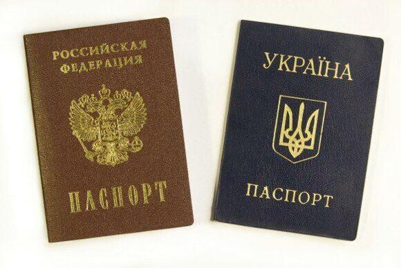 паспорт РФ УР