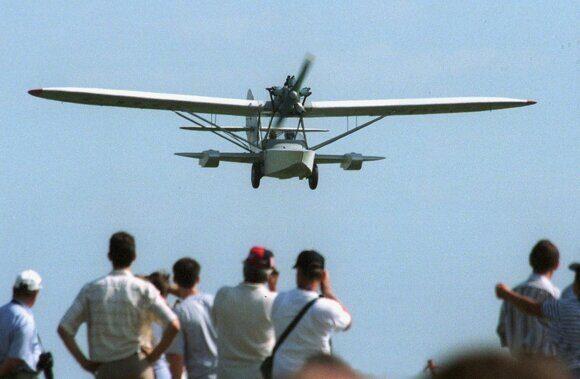 Ш-2 на авиасалоне МАКС-2001