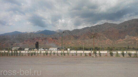 03 По пути на Иссык-Куль