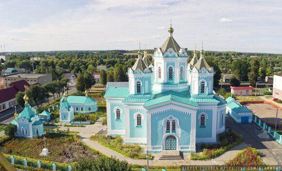хотимск церковь