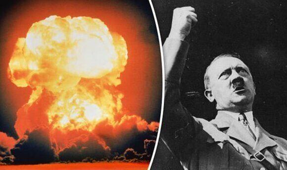Гитлер и атомная бомба