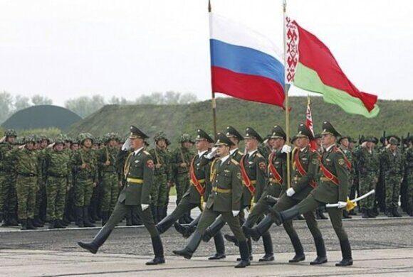 Армии РФ и РБ
