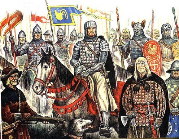 Великий князь Ольгерд
