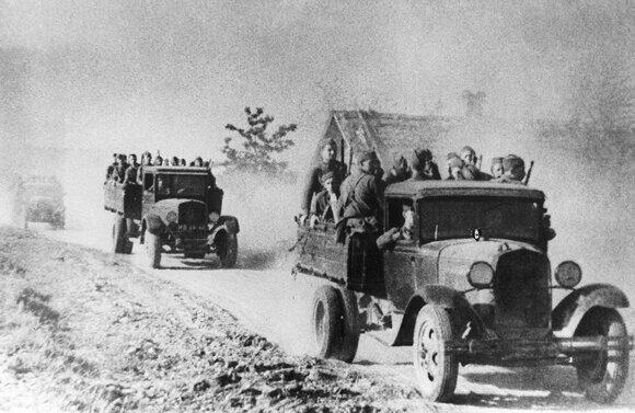 подразделение Красной армии