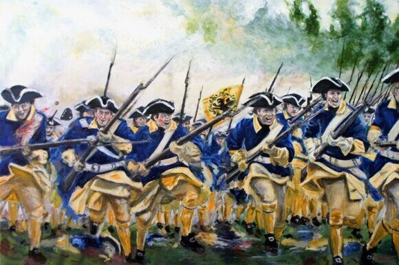 Шведская пехота