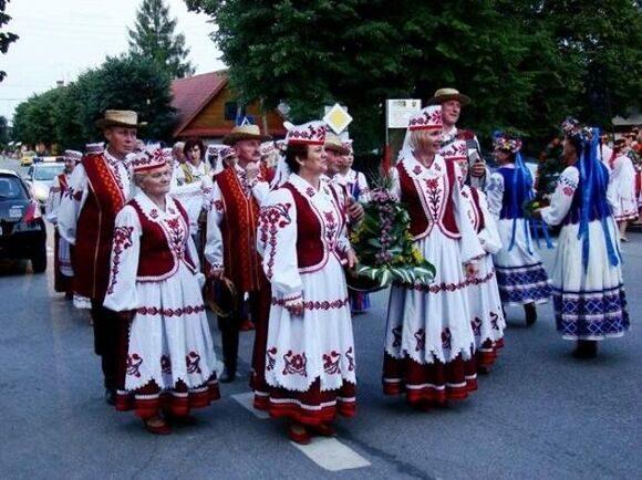 Фестиваль белорусской культуры в Польше