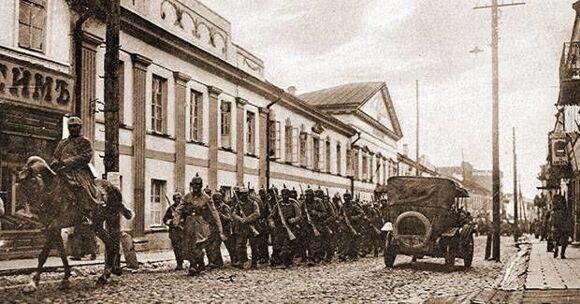 Немцы в Гродно