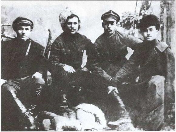 Красные партизаны