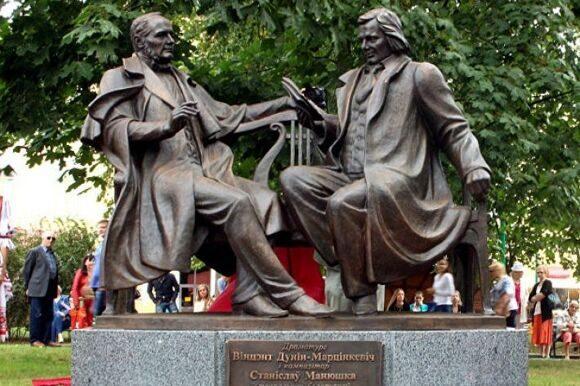 Манюшко и Дунин-Марцинкевич